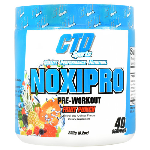 Noxipro, Fruit Punch, 40 Servings (232g)