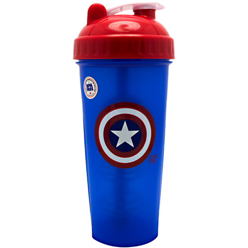 Shaker Cup, Captain America