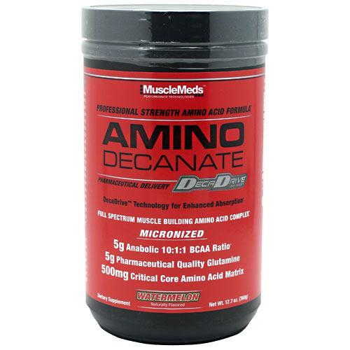 Amino Decanate, Watermelon, 12.7 oz (360g)
