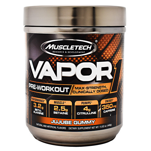 Vapor1, Jujube Gummy, 20 Servings (15.82 oz)
