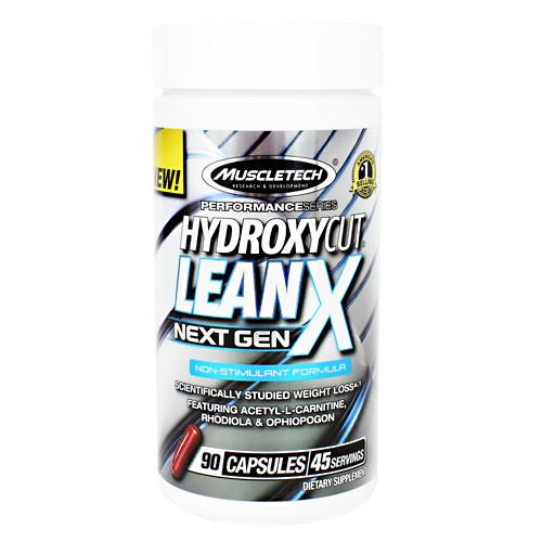 Hydroxycut Lean X Next Gen, 90 Capsules, 90 Capsules
