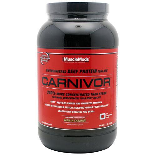 Carnivor, Vanilla Caramel, 2.1 lbs (952g)