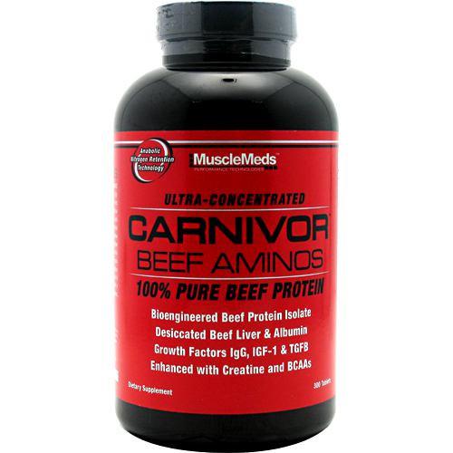 Carnivor Beef Aminos, 300 Tablets, 300 Tablets
