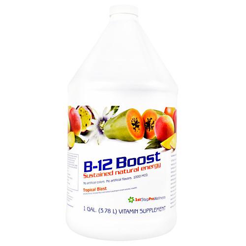 B12 Boost, Tropical Blast, 1 Gallon (3.78 L)