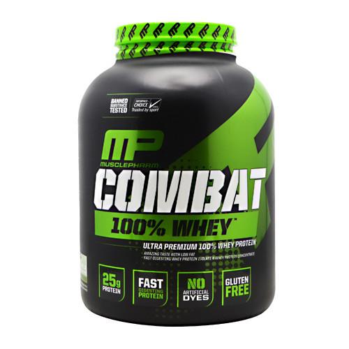 Combat 100% Whey, Vanilla, 5 pounds