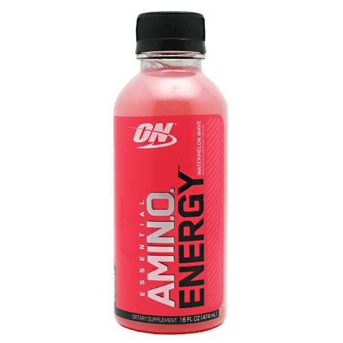 Amino Energy Rtd, Watermelon Wave, 12 (16 oz) Bottles
