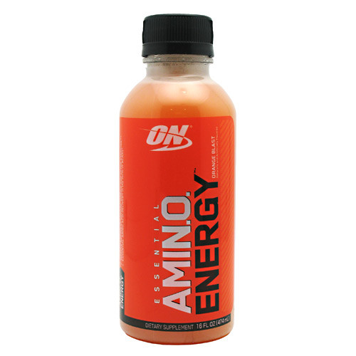 Amino Energy Rtd, Orange Blast, 12 (16 oz) Bottles