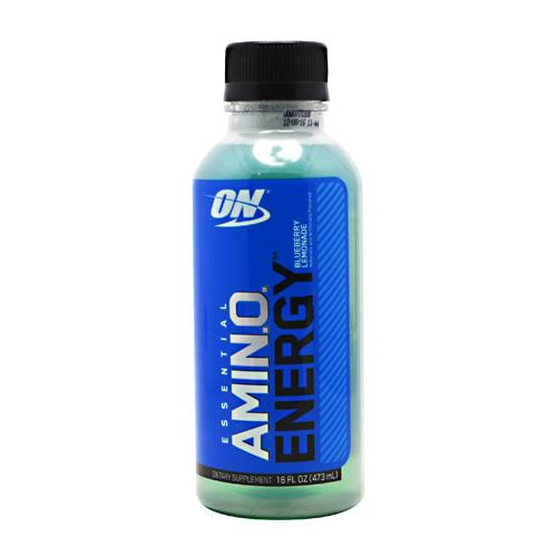 Amino Energy Rtd, Blueberry Lemonade, 12 (16 oz) Bottles