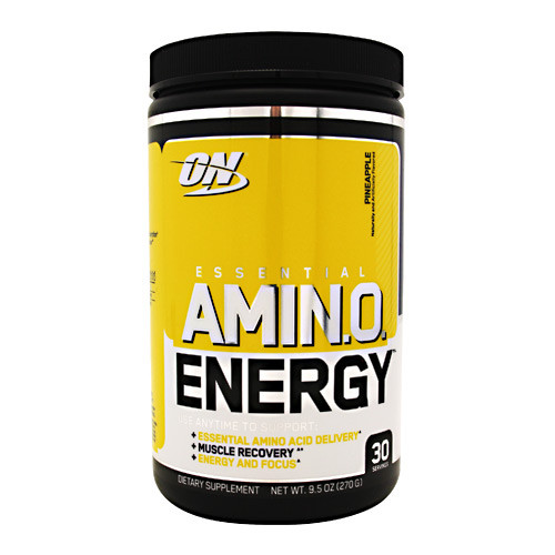 Essential Amino Energy, Pineapple, 30 Servings