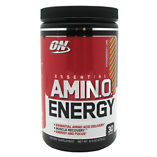 Essential Amino Energy, Strawberry Lime, 30 Servings