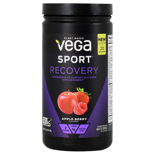 Recovery, Apple Berry, 20 Servings (19 oz)