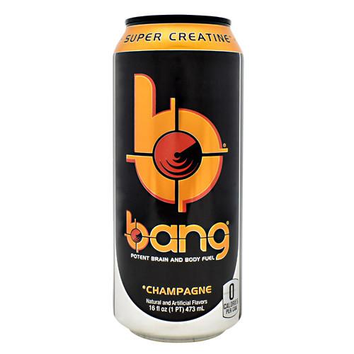 Bang, Champagne, 12 per Case - 16 fl oz (1 PT) 473 ml
