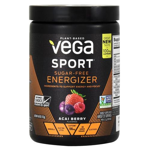 Energizer Sugar-free, Acai Berry, 35 Servings (4.0 oz)
