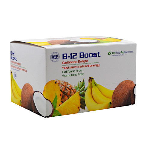 B-12 Boost, Carribean Delight, 12 Bottles