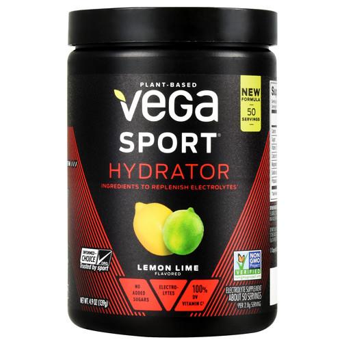 Hydrator, Lemon Lime, 50 Servings (4.9 oz)