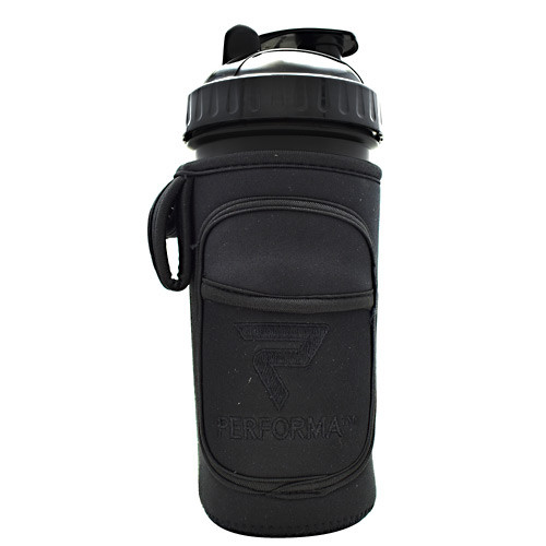 Fit Go, Black On Black Coozie, 1 Fit Go Coozie