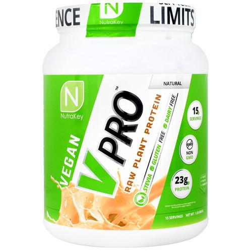 V Pro, Natural, 15 Servings (1 lb)