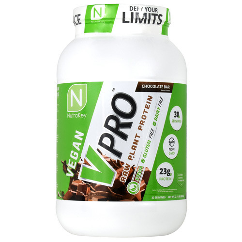 V Pro, Chocolate Bar, 30 Servings (2.11 lb)