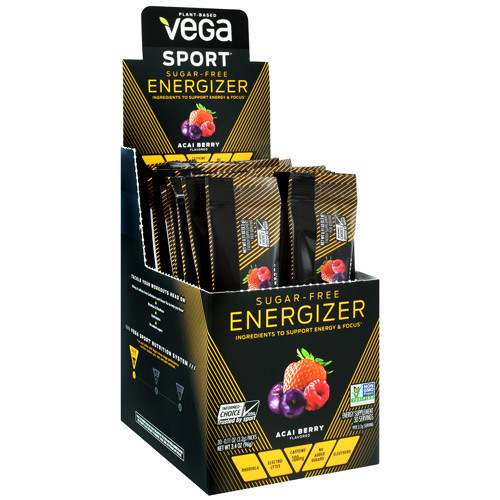 Energizer Sugar-free, Acai Berry, 30 (0.11 oz) Packs