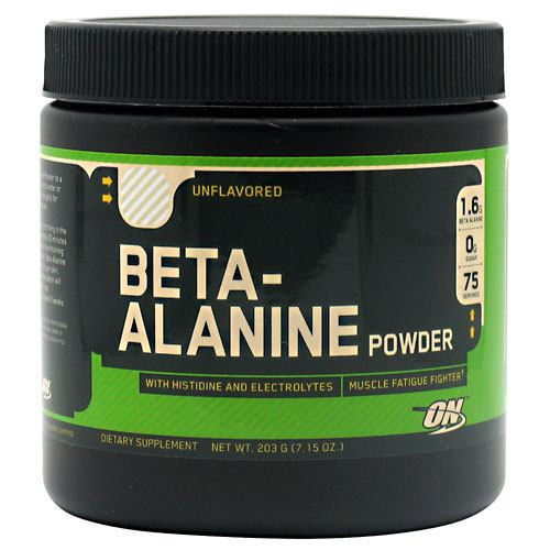 Beta-alanine, Unflavored, 75 Servings