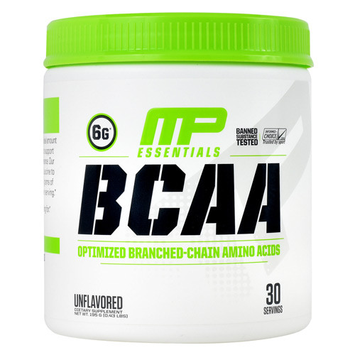 Bcaa, Unflavored, 30 Servings (195g)