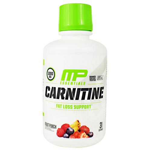 Carnitine, Fruit Punch, 31 Servings (15.5 fl oz)