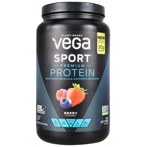 Premium Protein, Berry, 19 Servings (1lb 12oz)