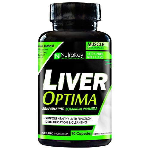 Liver Optima, 90 Capsules, 90 Capsules