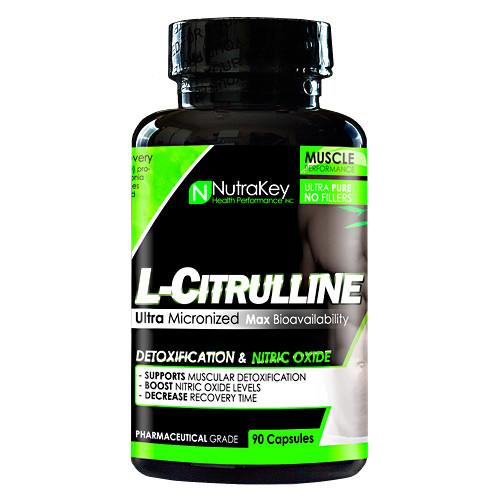 L-citrulline Malate, 90 Capsules, 90 Capsules