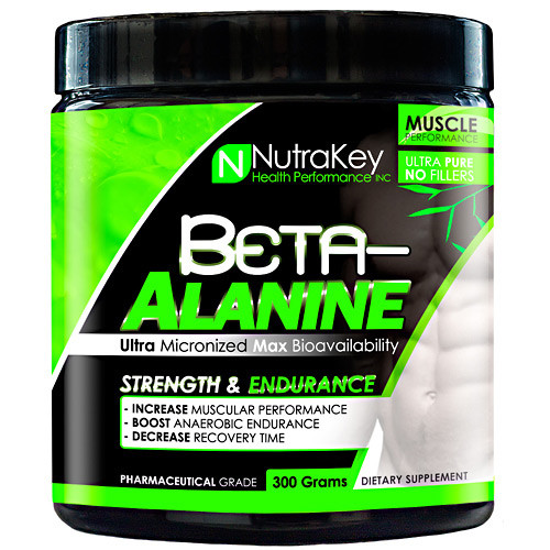 Beta-alanine, Unflavored, 300 Grams