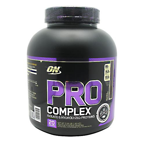 Pro Complex, Rich Milk Chocolate, 3.35 lbs