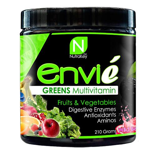 Envie, Wild Berry, 35 Servings (210g)