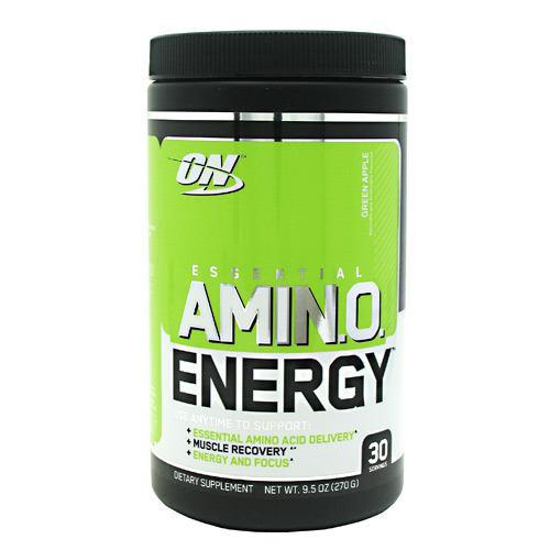 Essential Amino Energy, Green Apple, 30 Servings