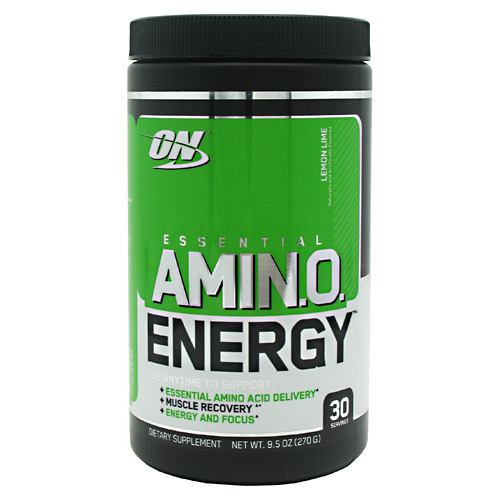 Essential Amino Energy, Lemon Lime, 30 Servings