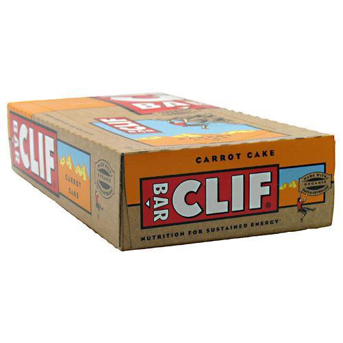 Energy Bar, Carrot Cake, 12 - 2.4 oz (68 g) bar [28.8 oz (816 g)] box