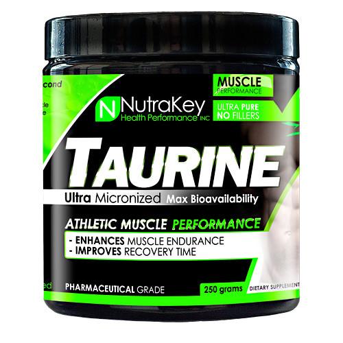 Taurine, 250 Grams, 250 grams
