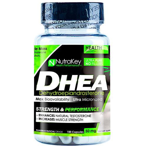 Dhea 100 Capsules, 50 Mg, 100 Capsules (50 mg)