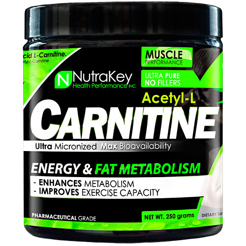 Acetyl-l-carnitine, 500 Servings, 500 Servings