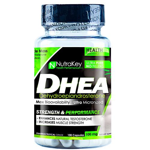 Dhea 100 Capsules, 100 Mg, 100 Capsules (100 mg)