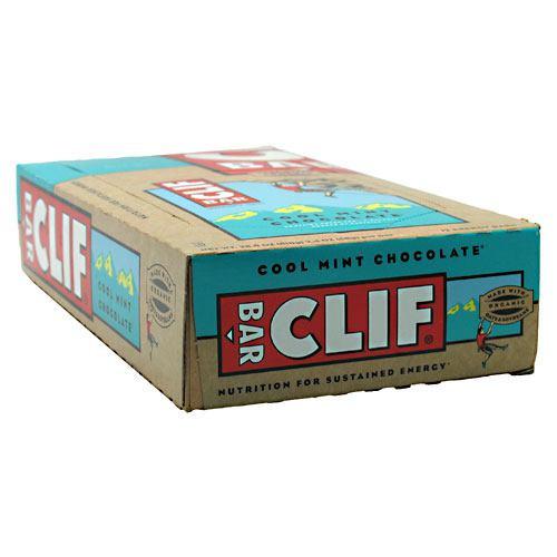 Energy Bar, Cool Mint Chocolate, 12 - 2.4 oz (68 g) bars [28.8 g (816 g)]