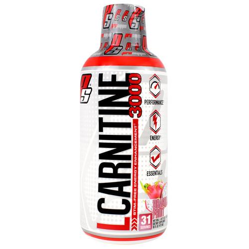 L-carnitine 3000, Dragonfruit, 16 fl oz. (473 ML)