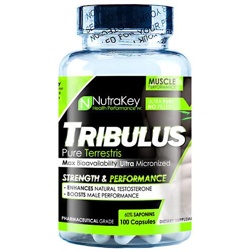 Tribulus, 100 Capsules, 100 Capsules