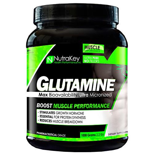 L-glutamine, 500g, 1000 grams