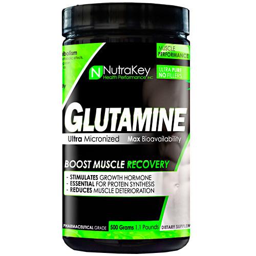 L-glutamine, 500g, 500 grams