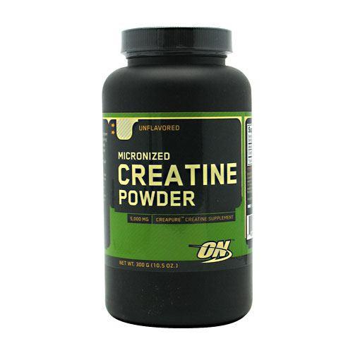 Micronized Creatine Powder, Unflavored, 300 g (10.5 oz)