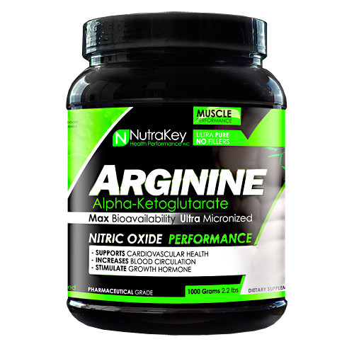 Arginine Powder, 1000g, 1000 grams