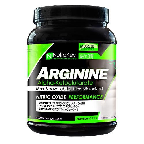 Arginine Powder, 1000g, 1000 grams
