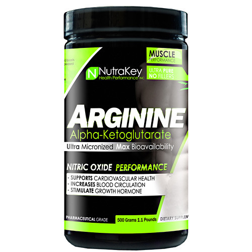 Arginine Powder, 500g, 500 grams