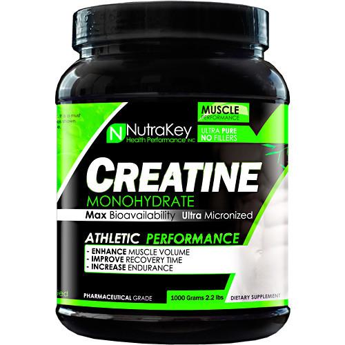 Creatine Monohydrate, 1000g, 1000 grams