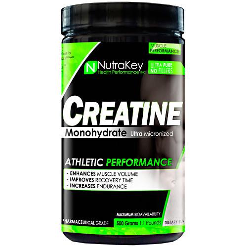 Creatine Monohydrate, 500g, 500 grams